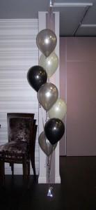 7 Balloon Cluster