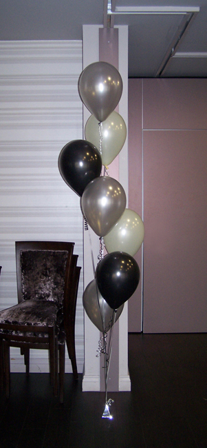 Huff Puff Balloons 187 Clusters
