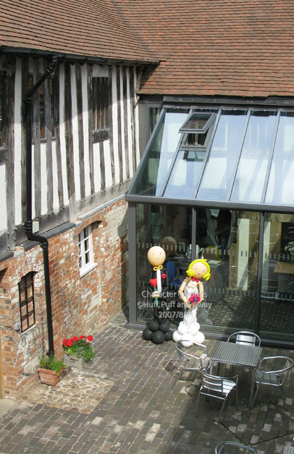 Huff Puff Balloons 187 Saint Nicholas Place