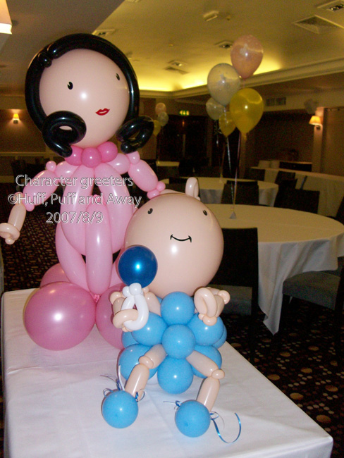 Huff Puff Balloons 187 Greswolde Hotel